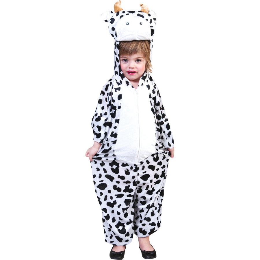 FUNNY FASHION Costume de vache