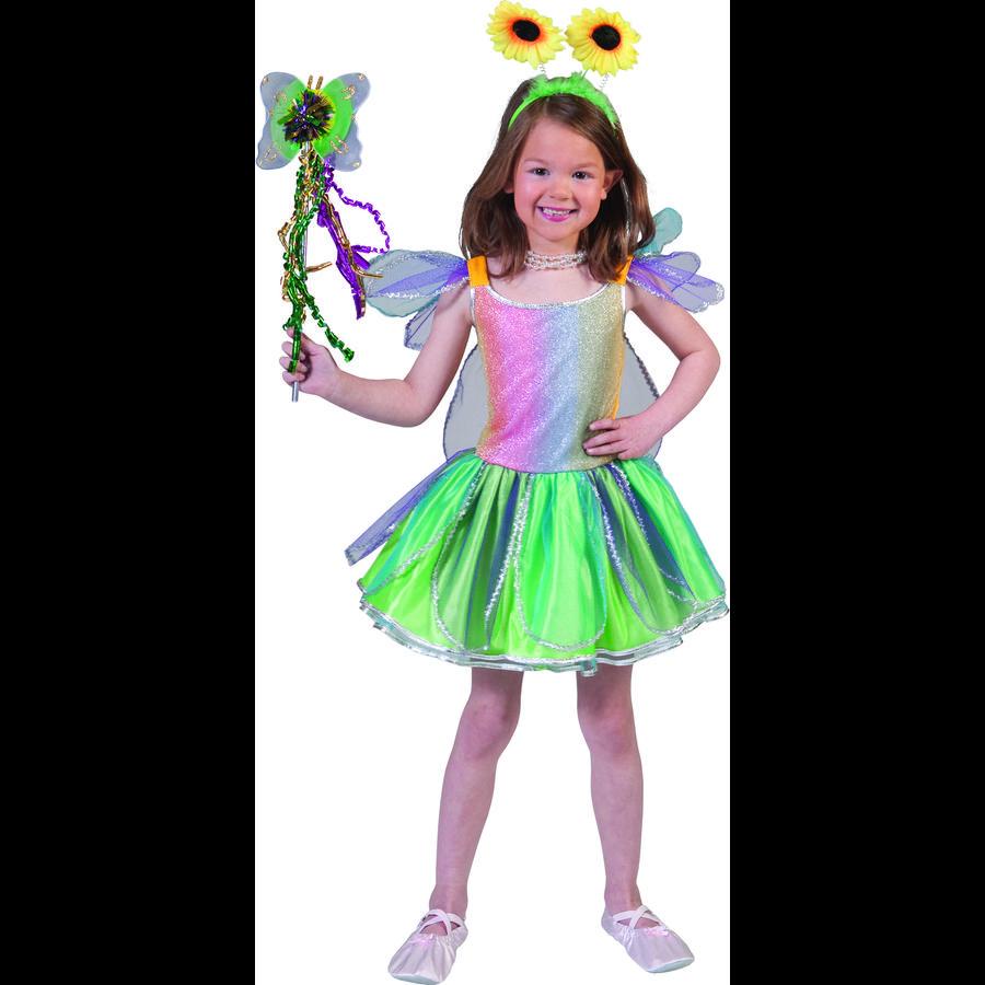 Funny Fashion Karneval Kostüm Butterfly