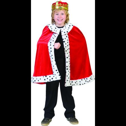 FUNNY FASHION Kaapse koning Arthur
