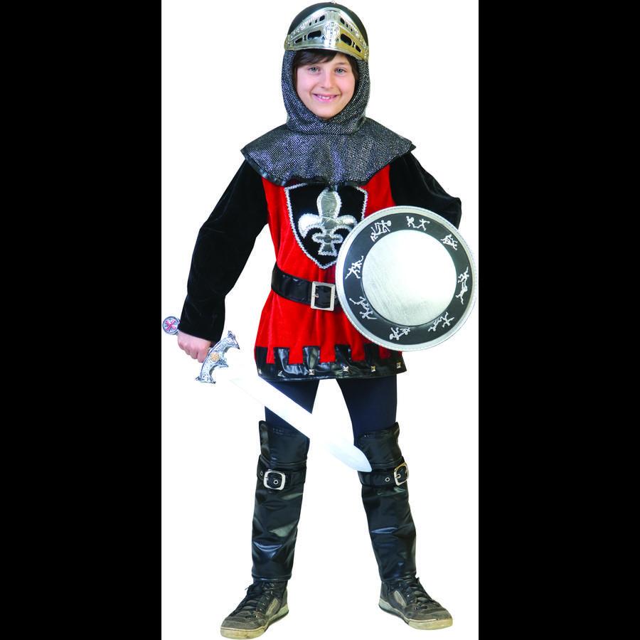 FUNNY FASHION Karnawałowy rycerz Kostiumowy Anselm