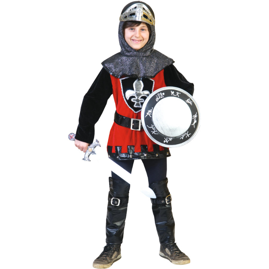 FUNNY FASHION Karneval Kostüm Ritter Anselm