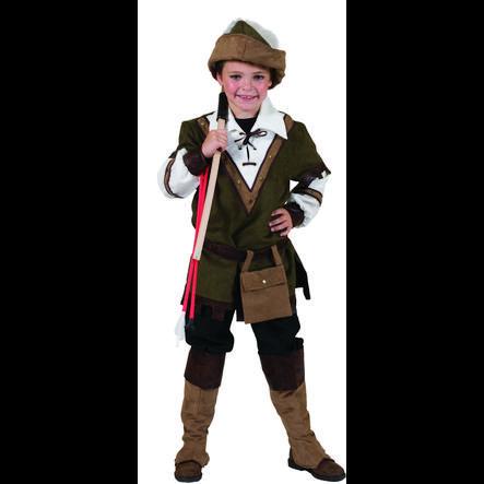 """FUNNY FASHION Kostium karnawałowy """"Robin Hood""""."""