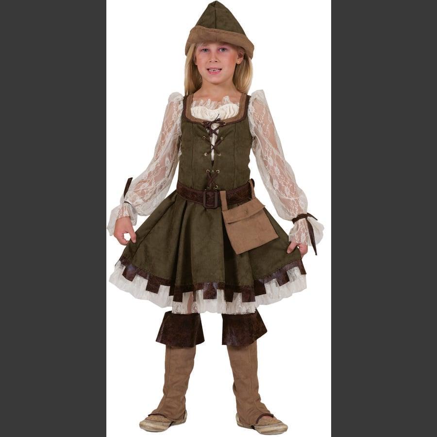 FUNNY FASHION  Karneval kostume Robin Hood