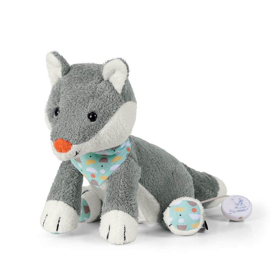 Sterntaler hračka s hracím strojkem M - Waldis liška Filou