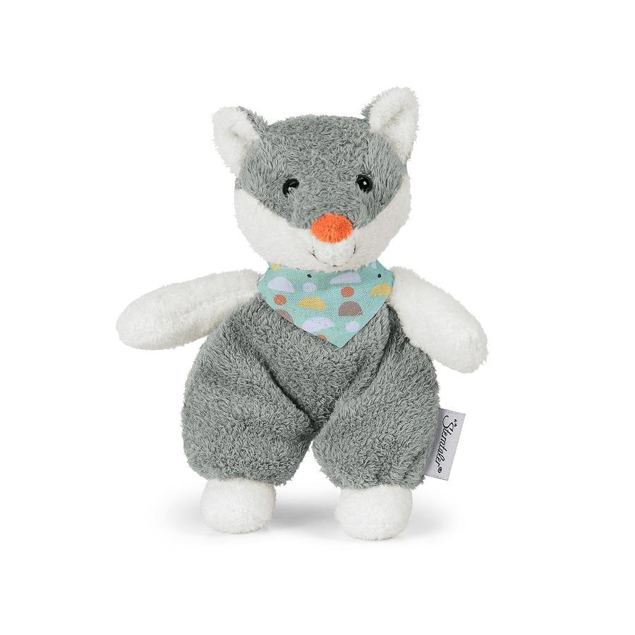 Sterntaler Mini plyšové zvířátko - Waldis liška Filou