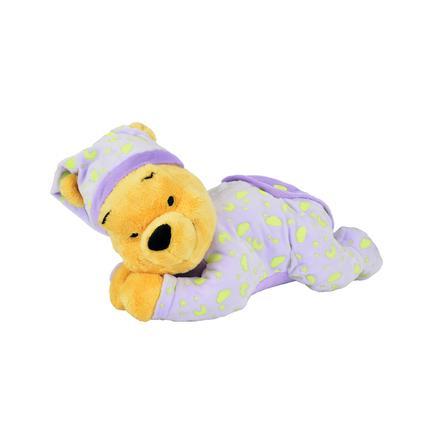 Simba Peluche Winnie l'ourson brille dans la nuit II Disney