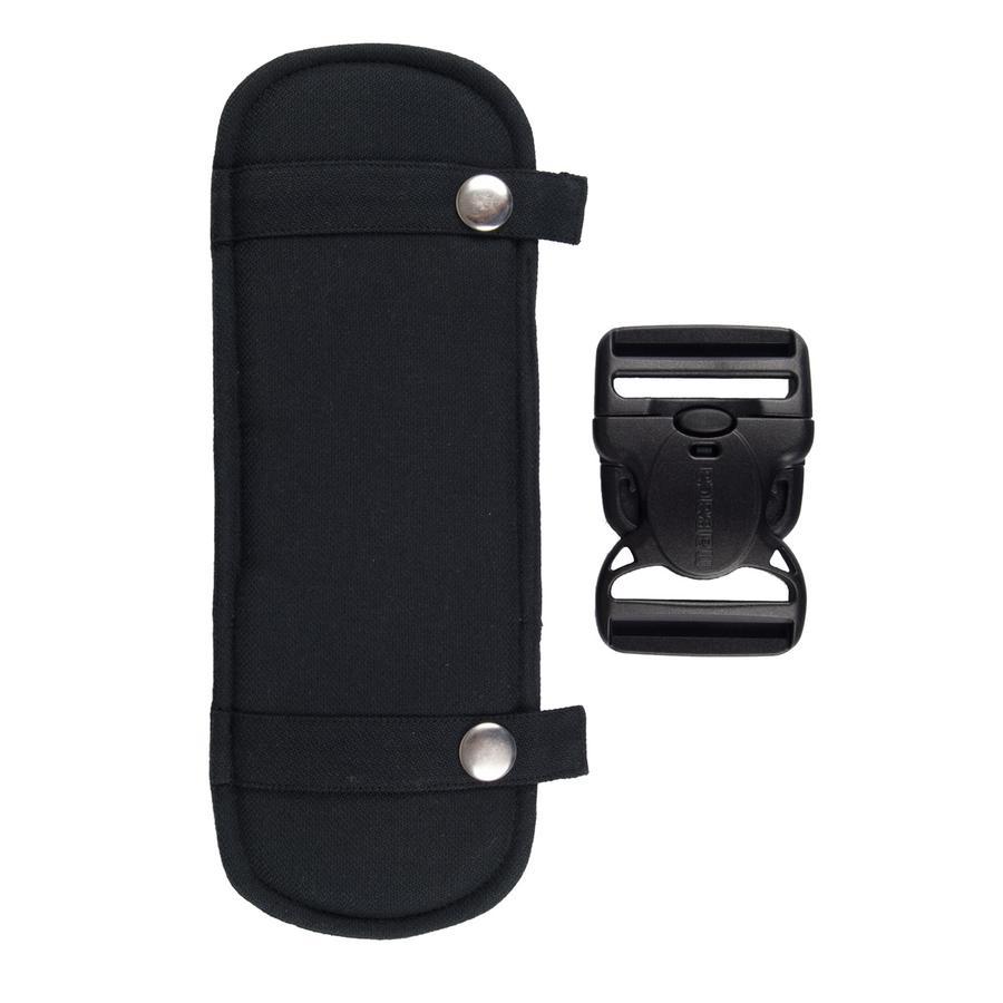 Hoppediz BucklePad-Set schwarz