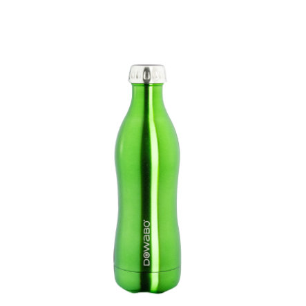 DOWABO Isolierflasche Green 0,5 L