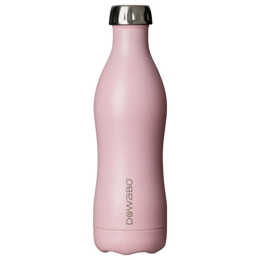 DOWABO Isolierflasche Flamingo 0,5 L