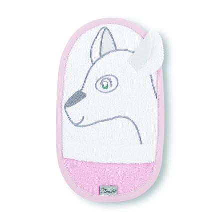 Sterntaler Spiel-Waschhandschuh Waldis Rosie rosa