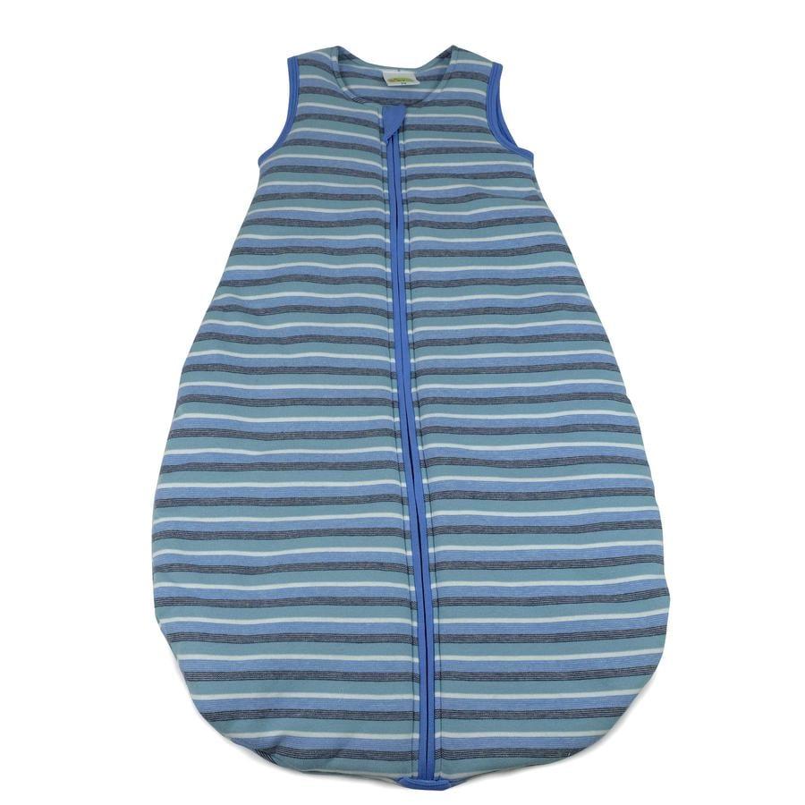DIMO-TEX Schlafsack Streifen Blau