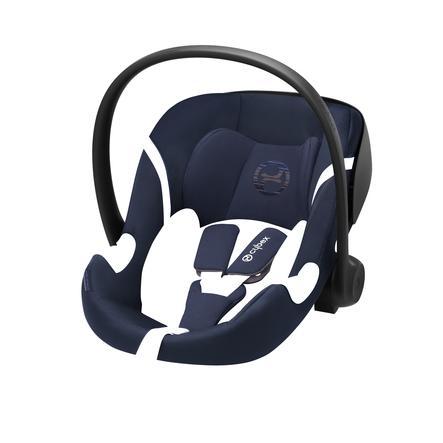 cybex Babyskydd Aton M i-Size Denim Blue-blue