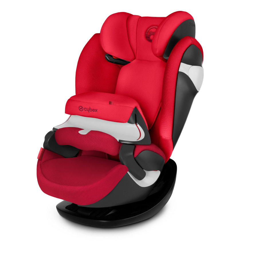 cybex GOLD Silla de coche Pallas M Rebel Red-red