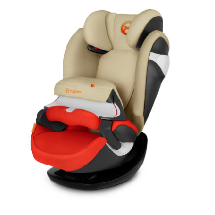 cybex Bilbarnstol Pallas M Autumn Gold-burnt red 2018