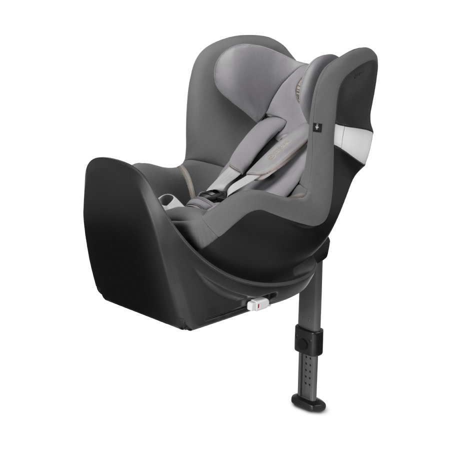 cybex GOLD Car Seat Sirona M2 i-Size including Base Manhattan Grey-mid grey 2018