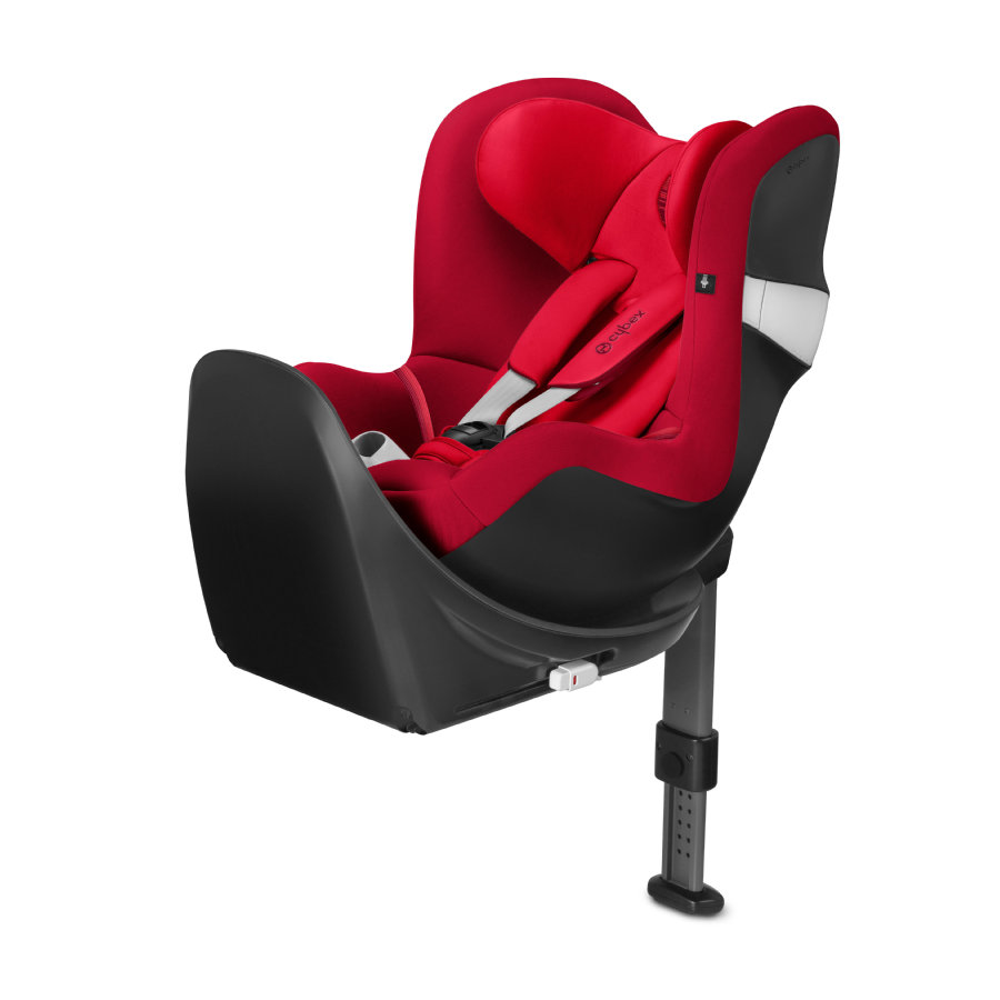 cybex si ge auto sirona m2 i size rebel red red base 2018. Black Bedroom Furniture Sets. Home Design Ideas