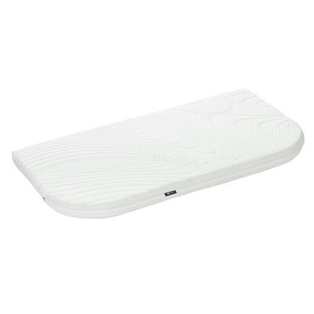 Alvi® Materasso per lettino co-sleeping arrotondato Ground Air 42 x 80 cm