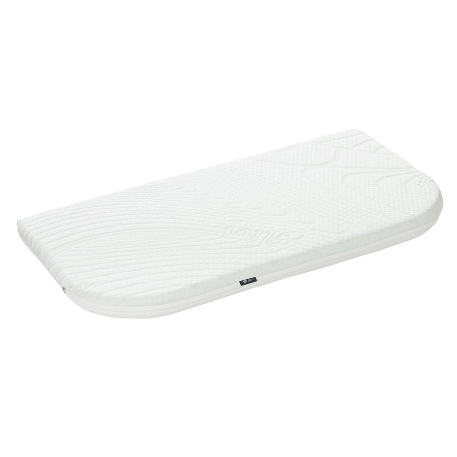 Alvi® Colchón para cuna lateral redondeado Ground Air 42 x 80 cm