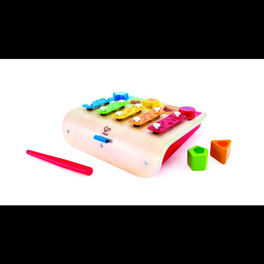 Hape Mon premier xylophone trieur bois E0334