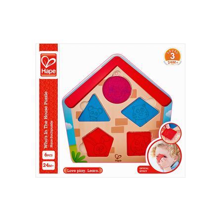 Hape Haus-Suchpuzzle