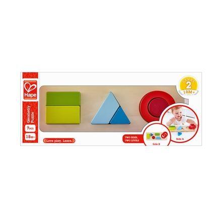 Hape Geometri-Puslespil