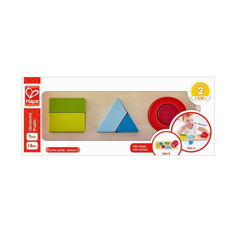 Hape puzzel Geometrie