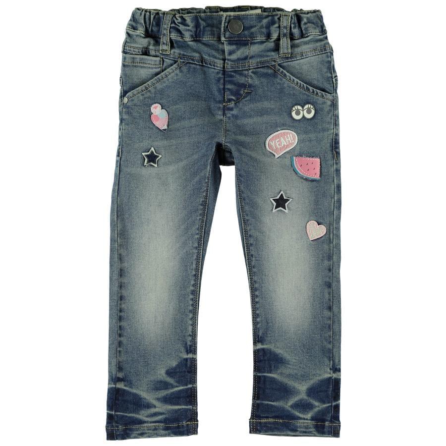name it Girl s Jeans A jean bleu girl foncé