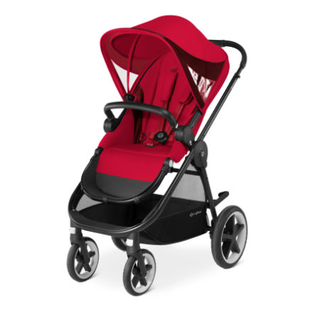 cybex GOLD Kinderwagen Balios M Rebel Red-red