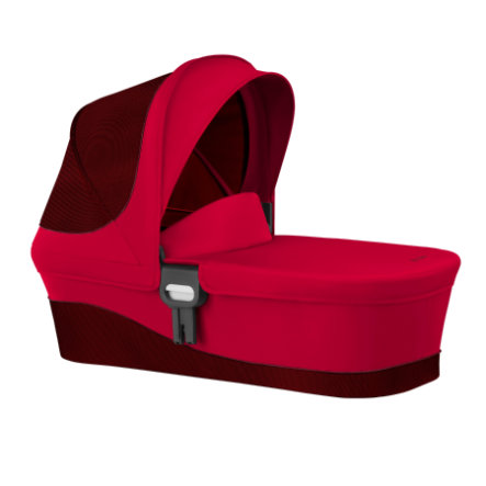 cybex GOLD Kinderwagenaufsatz M Rebel Red-red