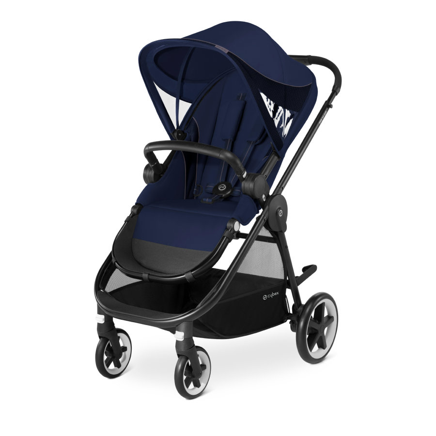 cybex GOLD Kinderwagen Iris M-Air Denim Blue-blue