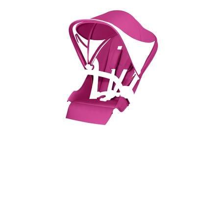 cybex GOLD Kinderwagen Iris M-Air Passion Pink-purple