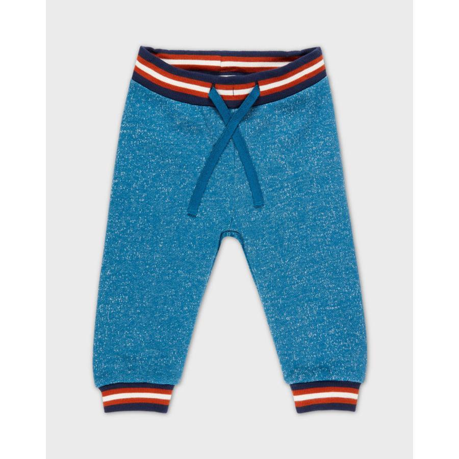 name it Boys Pantalon de survêtement Ditlev lyons bleu