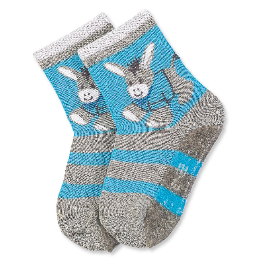 Sterntaler Boys ponožky Air Erik šedivá melange