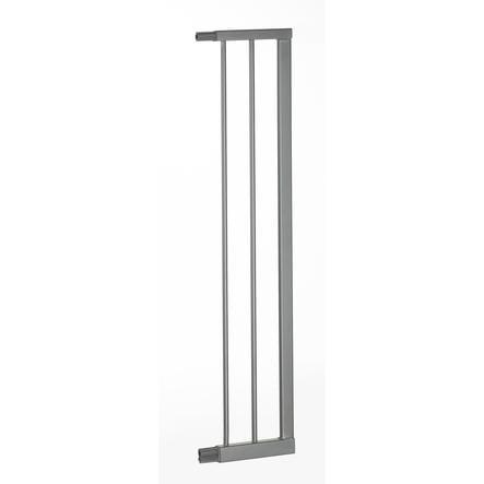 Geuther Extension de barrière Easylock Plus 0092VS+ 16 cm argent