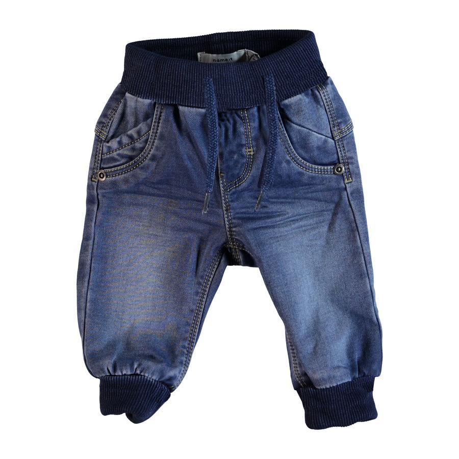 name it Boys Jeans Brandy medium blue denim