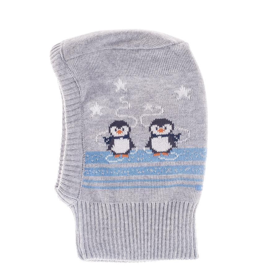 maximo Boys Cappuccio antiscivolo pinguino grigio chiaro melange