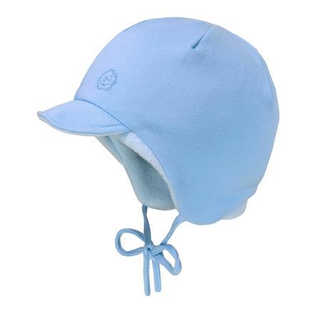 maximo Cappello a scudo Maglia ceruleo