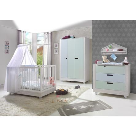 Geuther Dětský pokoj Momo 3dveře