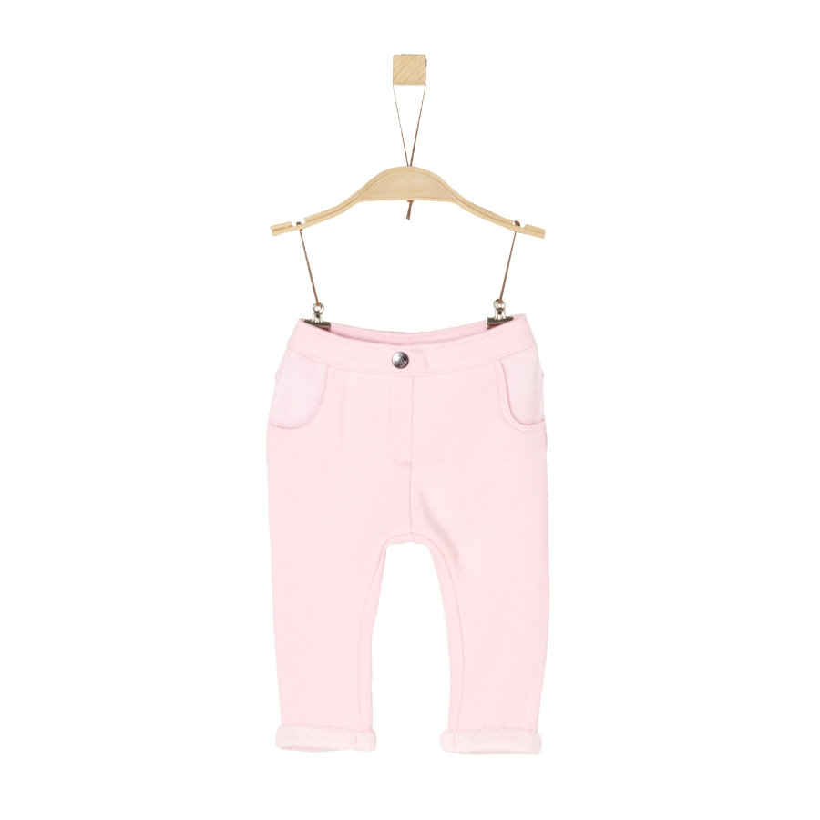s.Oliver Girls Sweathose light pink