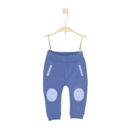 s.Oliver Boys Sweatpants blue melange