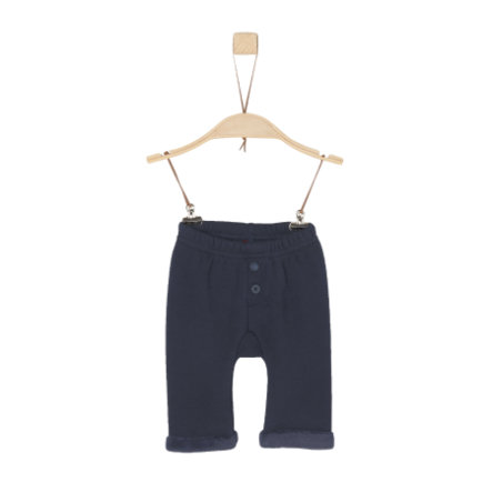 s.Oliver Boys Fleecehose dark blue