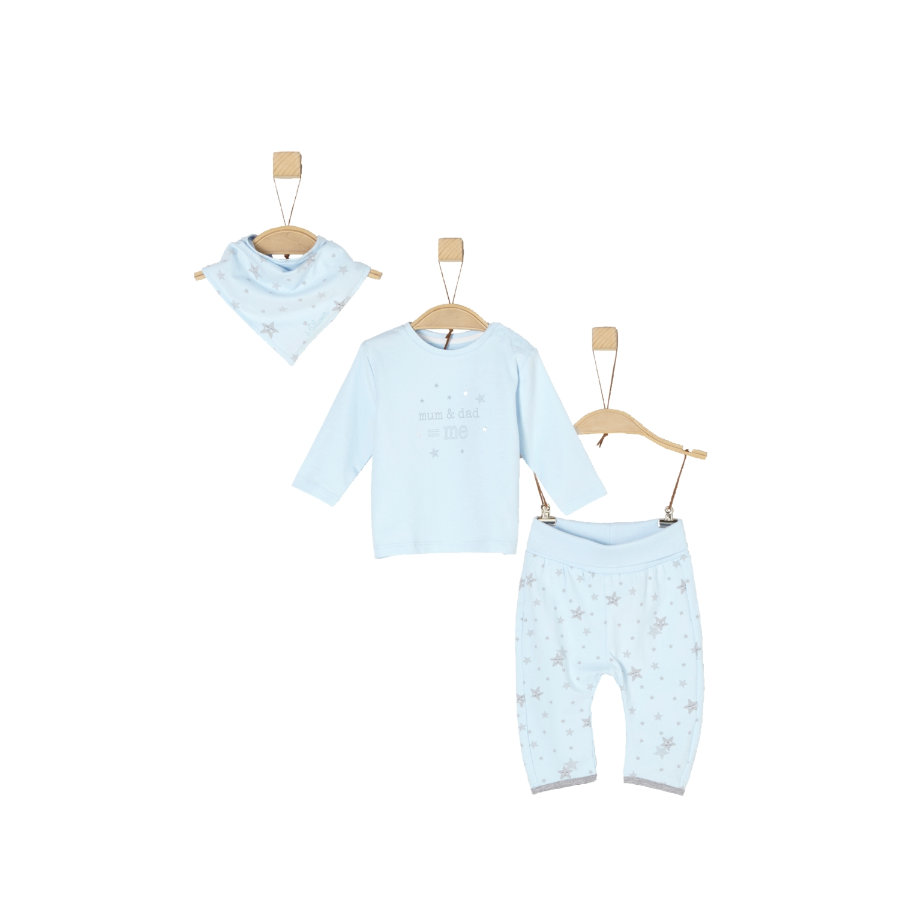 s.Oliver Set 3-teilig light blue