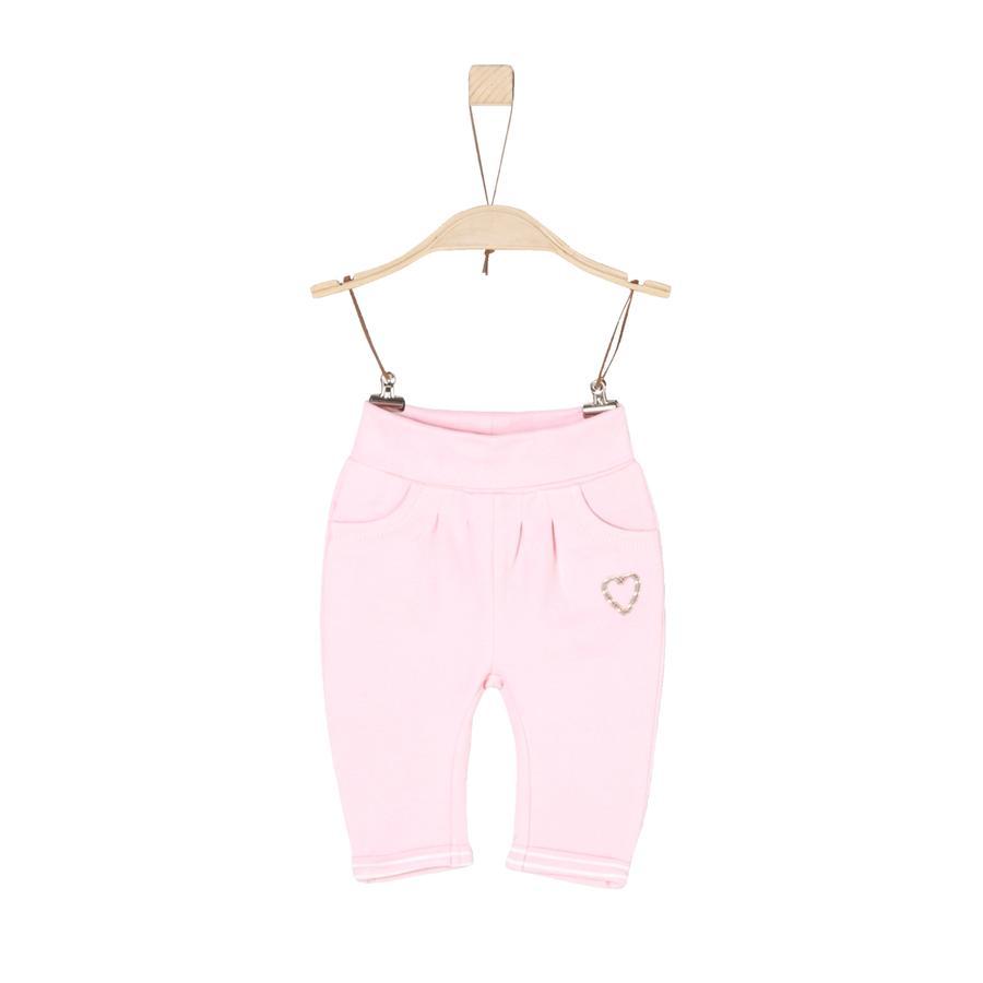 s.Oliver Girls Sweathose light pink