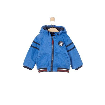 s.Oliver Boys Jacke blue melange