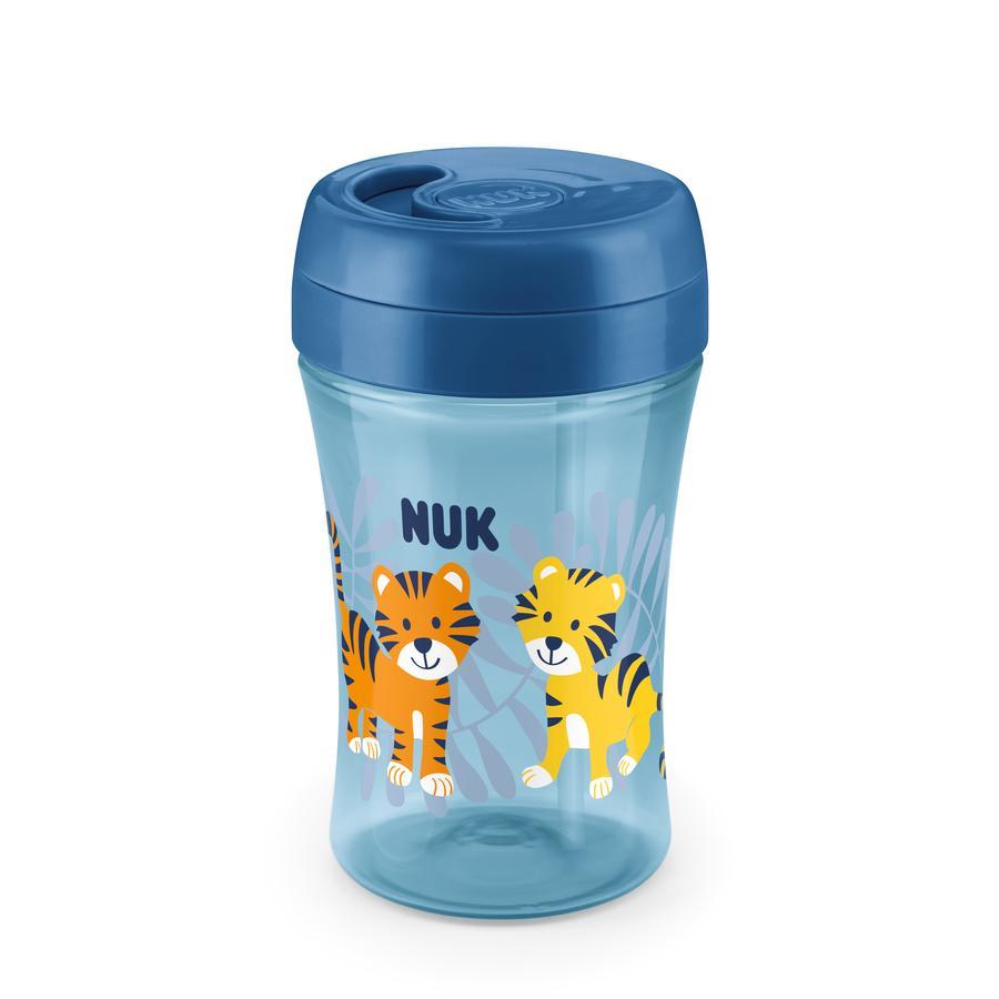 NUK Drickbägare Easy Learning Cup Fun Tiger 300 ml från 18 månader