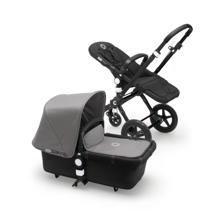 bugaboo Cameleon 3 Plus Basis Black/Black