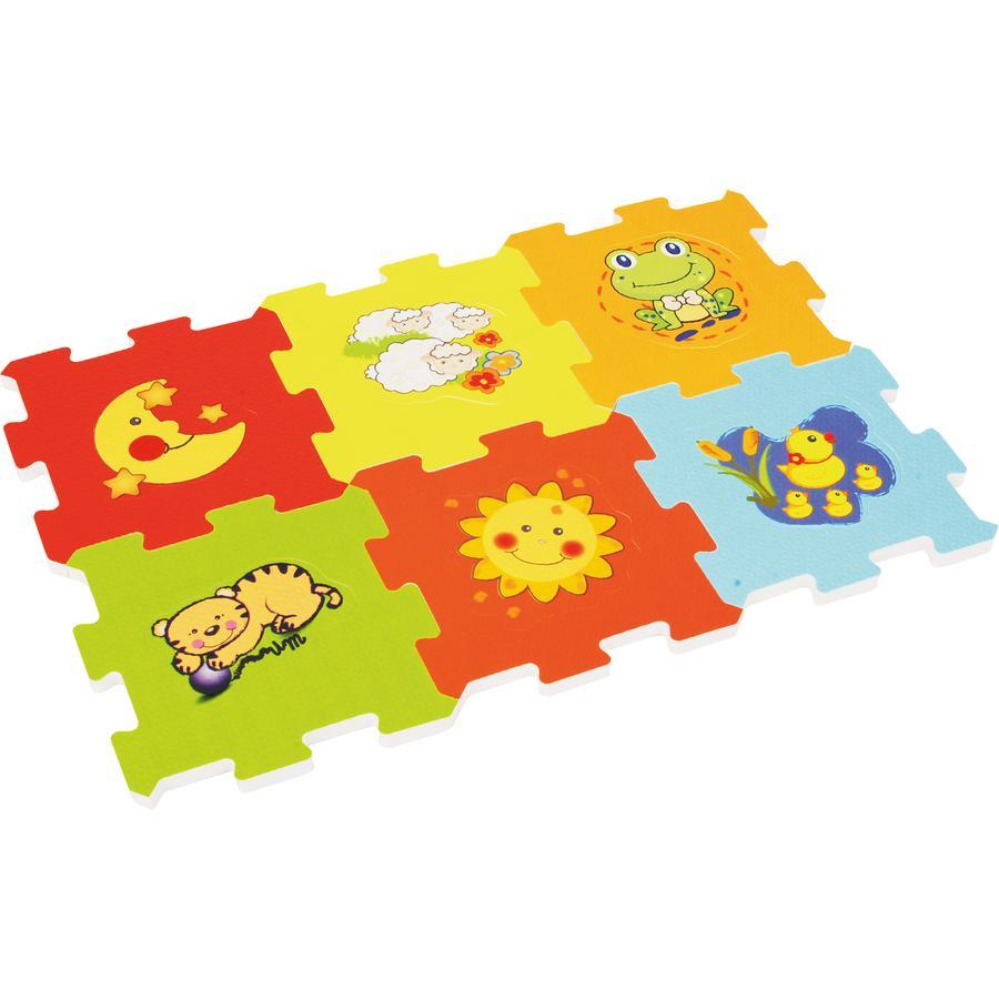 bieco Puzzle / Mata / Kostka