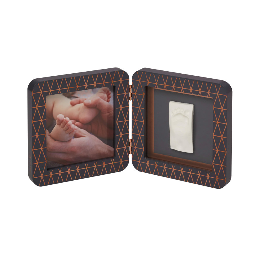 Baby Art Fotoram My Baby Touch - Copper Edition Simple, svart