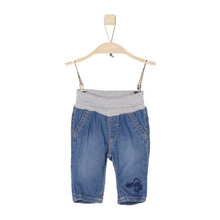 s.Oliver Girl s jeans blauw denim niet rekbaar