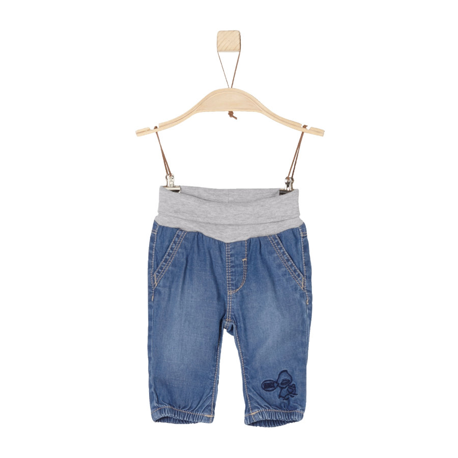 s.Oliver Girl jeans s jeans blue denim non stretch